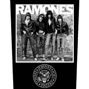 Ramones - Large Sew On Patch